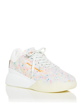 Stella McCartney - Loop Low Top Sneakers