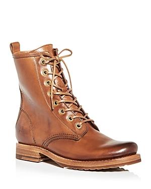Frye Women\\\'s Veronica Combat Boots