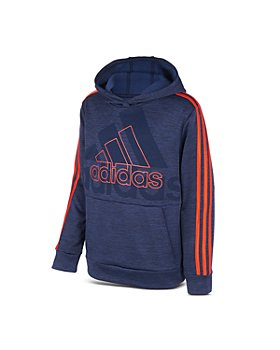 Adidas - Boys' Bos Fleece Hoodie - Little Kid, Big Kid