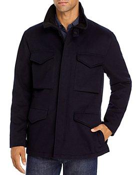 Vince - Slim Fit Field Jacket