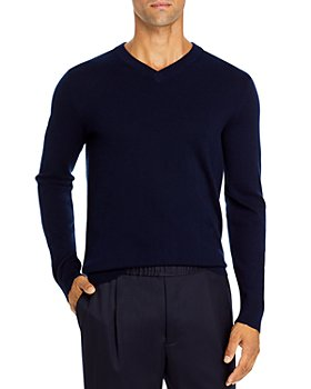 Theory - Hilles Cashmere V Neck Sweater