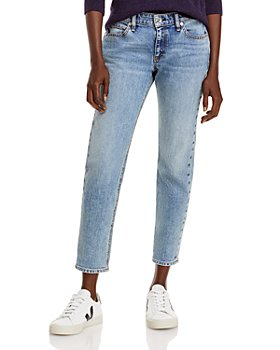 rag & bone - Dre Slim Fit Boyfriend Jeans in Edgecliff