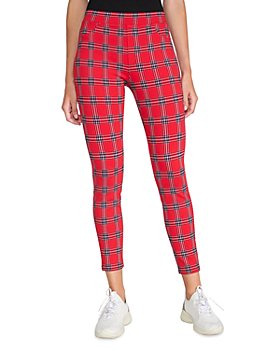 Sanctuary - Runway Plaid Print Leggings