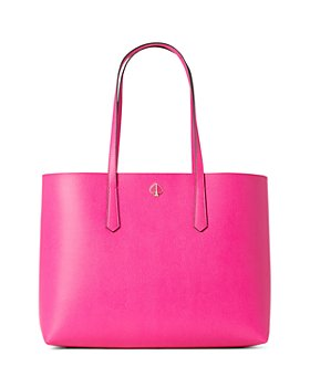 kate spade new york - Molly Cabana Dot Pop Large Leather Tote