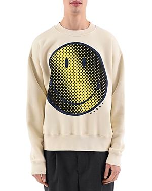 Marni Smiley Sweatshirt