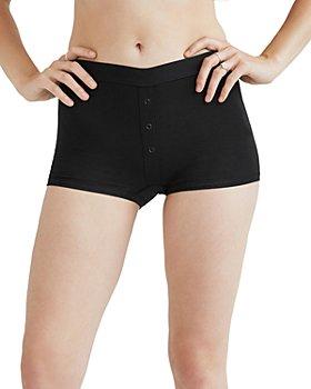 Richer Poorer - Femme Boxer Shorts