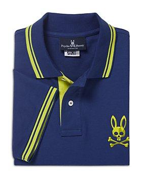 Psycho Bunny - Boys' Milburn Cotton Polo Shirt - Little Kid, Big Kid