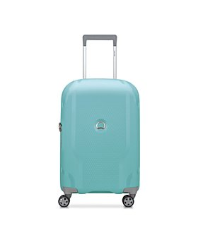 "Delsey - Clavel 19"" International Expandable Spinner Carry On Suitcase"