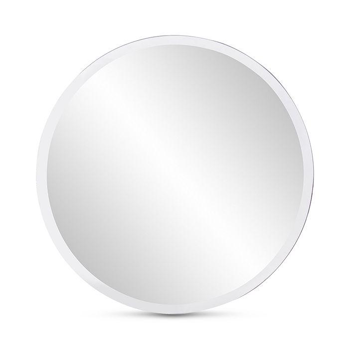 Howard Elliott - Large Round Frameless Mirror