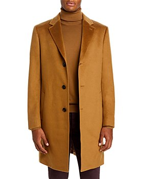 Cardinal Of Canada - Saint Pierre Cashmere Regular Fit Topcoat