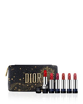 Dior - Limited Edition Golden Nights Rouge Dior Lip Color Set