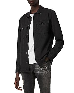 Allsaints Spotter Military Shirt Jacket