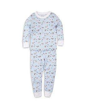 Kissy Kissy - Unisex Doggie Print Cotton Pajama Set - Baby