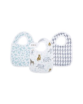 Aden and Anais - 3 Pk. Classic Snap Bibs
