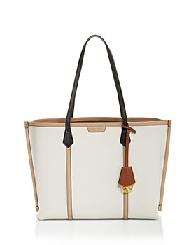 Tory Burch - Perry Color Blocked Leather Tote