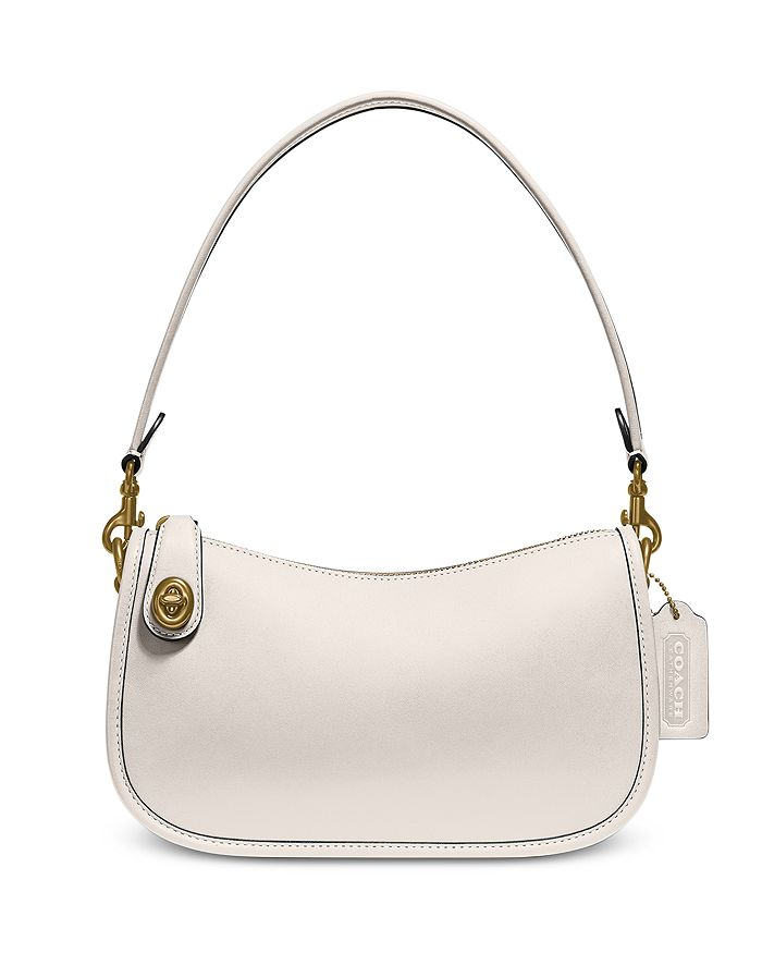 COACH - Swinger Mini Leather Bag
