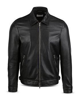 7 For All Mankind - Nappa Leather Jacket