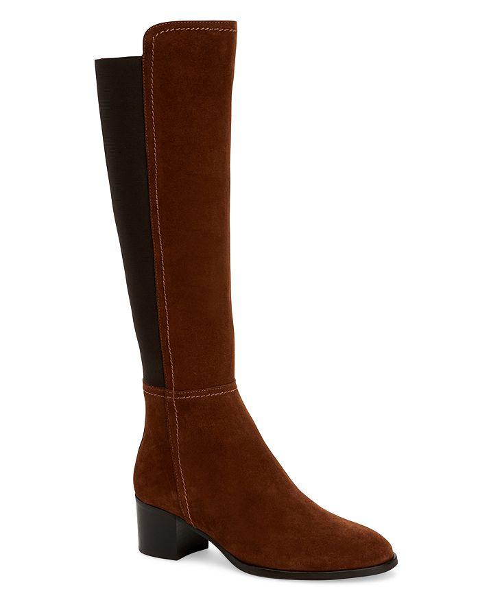 Aquatalia - Women's Nova Weatherproof Block Heel Boots