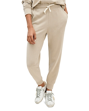 Splendid Eco Drawstring Cropped Sweatpants-Women