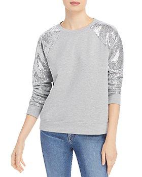 Marc New York - Sequined Sweatshirt