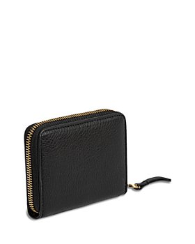 Gerard Darel - Small Leather Zip Around Wallet
