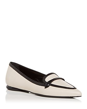 MARION PARKE - Women's Natalie Pointed Toe Loafers