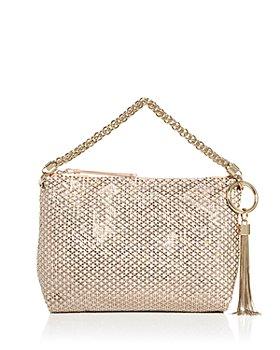 Jimmy Choo - Callie Embellished Shoulder Bag