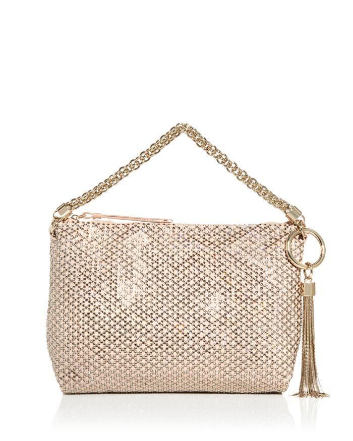 Jimmy Choo Callie Embellished Shoulder Bag    Bloomingdale's