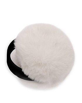 Surell - Girls' Faux Fur Earmuffs