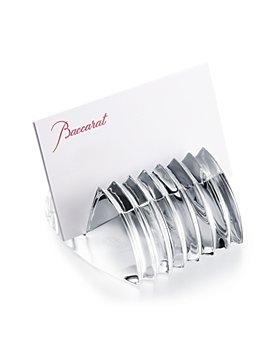 Baccarat - Lalande Business Card Holder
