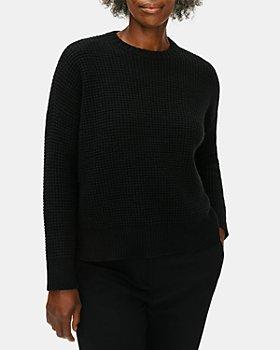 Eileen Fisher - Waffle Knit Sweater