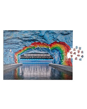 PRINTWORKS - Subway Art Rainbow Puzzle
