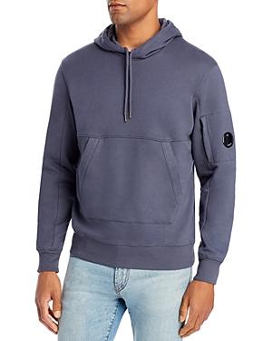 C.p. Company Fleece Hoodie-Men