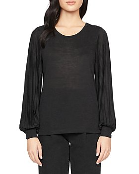 Sanctuary - All Out Pleated Top