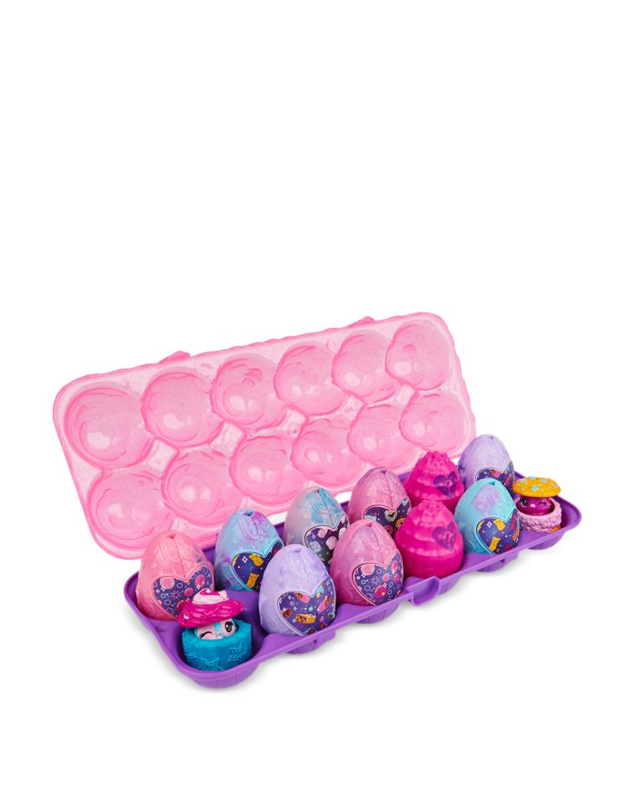 Spin Master Hatchimals CollEGGtibles Jewelry Box Royal Dozen 12-Pack Egg Carton - Ages 5+    Bloomingdale's