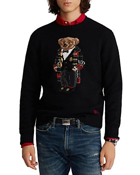 Polo Ralph Lauren - Duffel Bear Sweater