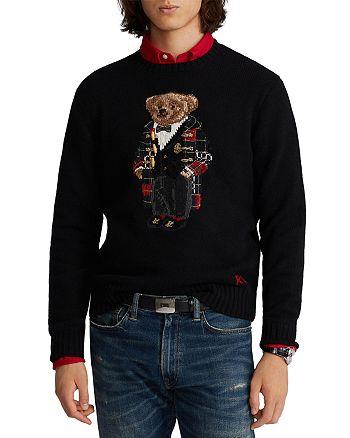 Polo Ralph Lauren - Duffel Bear Sweater