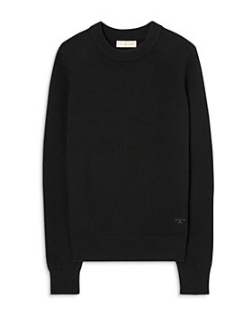 Tory Burch - Sequined Trim Cashmere Sweater