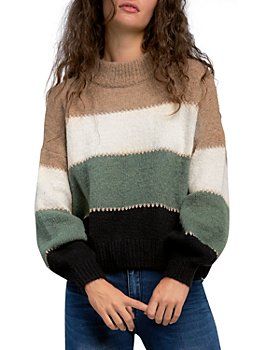 Elan - Striped Sweater