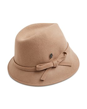 Raffaello Bettini - Asymmetric Wool Felt Alpine Hat