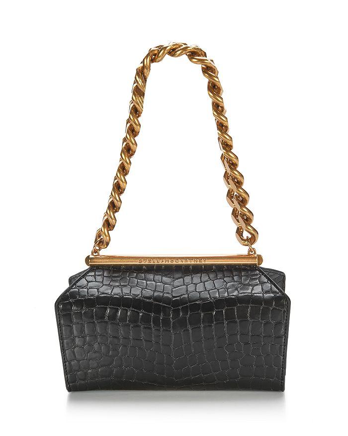 Stella McCartney - Medium Structured Shoulder Bag