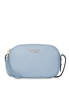 kate spade new york - Annabell Medium Leather Camera Crossbody Bag