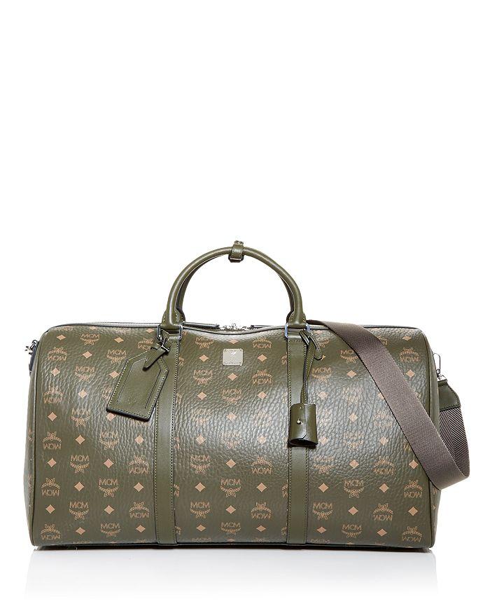 MCM - Visetos Weekender Bag