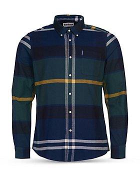 Barbour - Tartan 7 Tailored Button Down Shirt