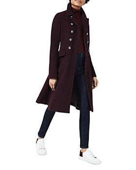 HOBBS LONDON - Francesca Double Breasted Coat