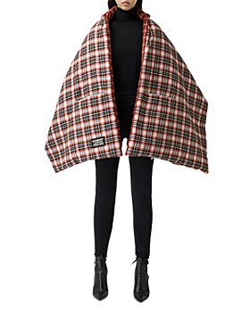 Burberry - Reversible Hooded Puffer Poncho