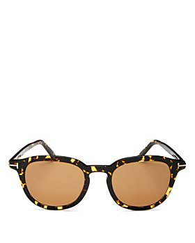 Tom Ford - Men's Round Sunglasses, 51mm