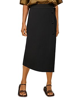 Whistles - Belted Wrap Skirt