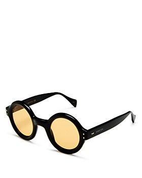Gucci - Unisex Round Sunglasses, 46mm