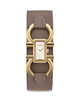 Salvatore Ferragamo - Double Gancini Cuff Watch, 13mm x 23mm